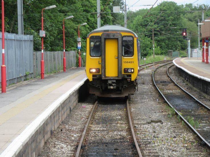 Northern Rail 156451
