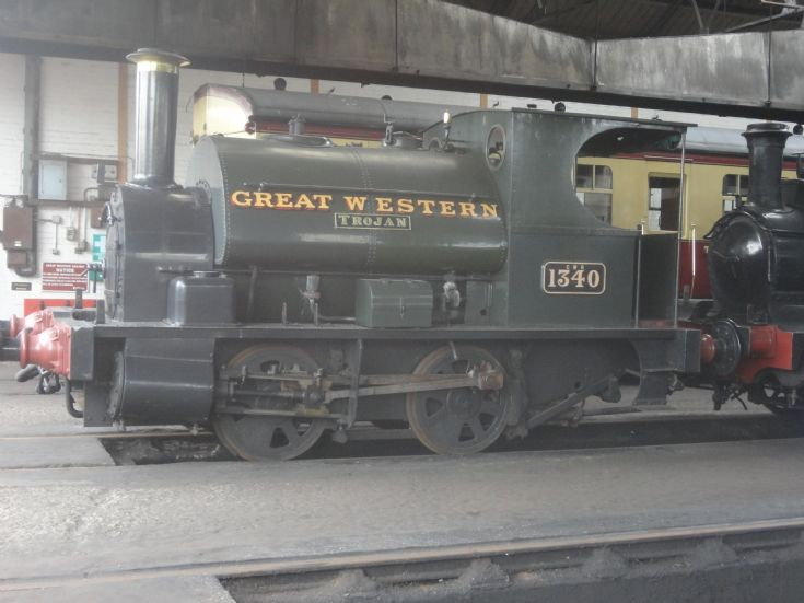 Great Western 1340