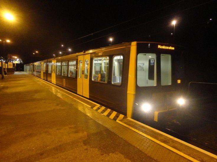 Tyne & Wear Metro