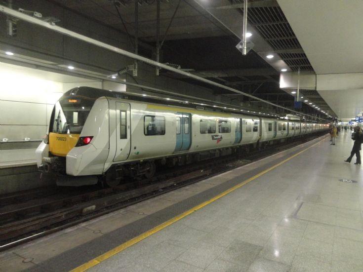 Thameslink 700023