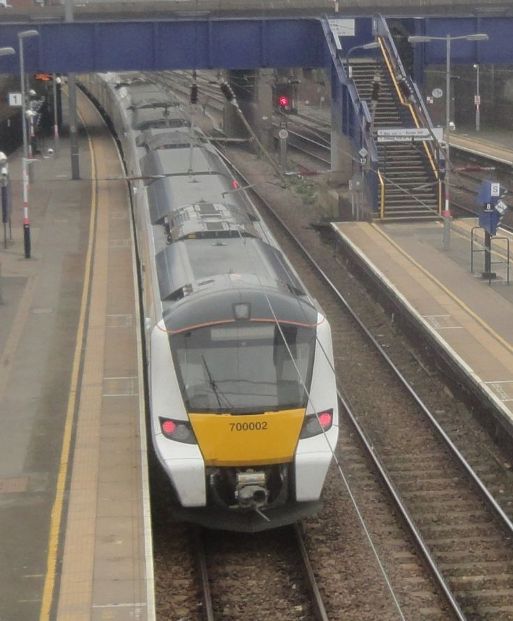 Thameslink 700002