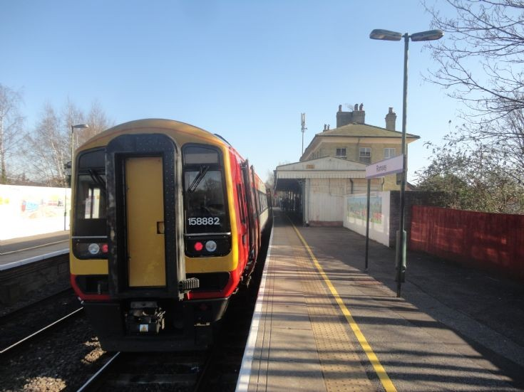 South West Trains 158882