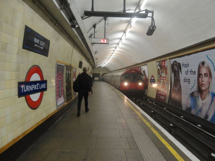 London Underground : Piccadilly Line