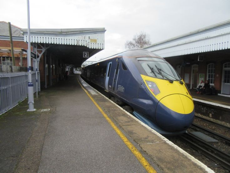 South Eastern 395 005