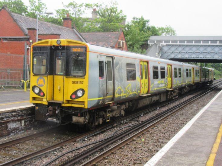 Merseyrail 508137