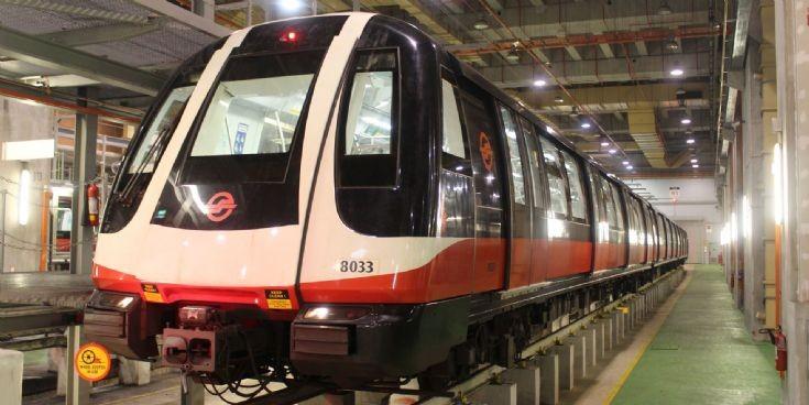 Alstom Metropolis C830