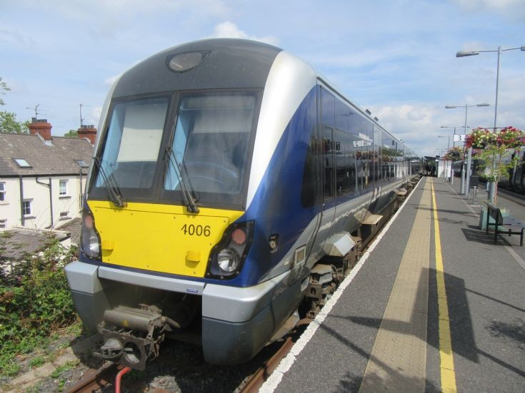 Northern Ireland Railways 4006