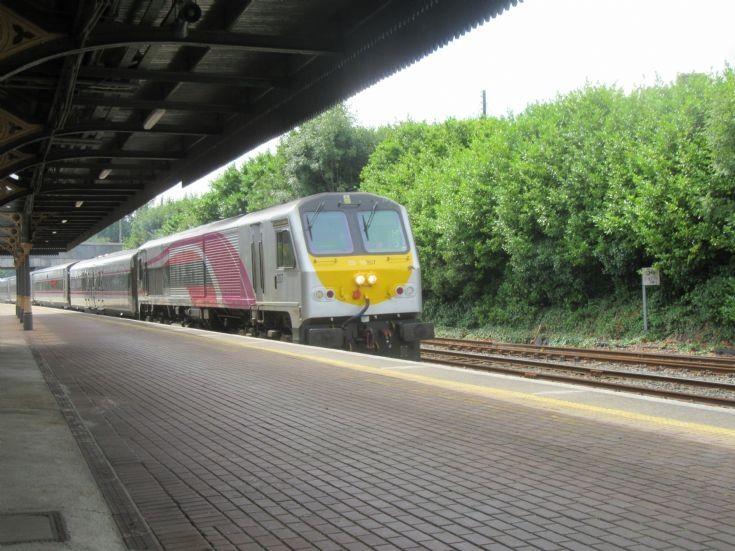 Northern Ireland Railways loco