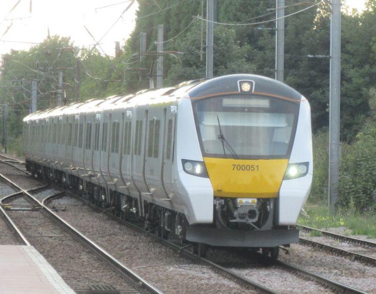Thameslink 700051