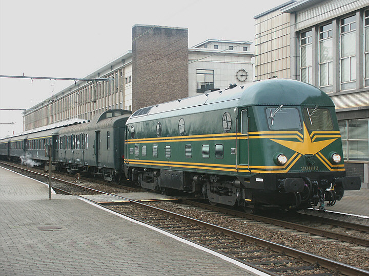 SNCB/NMBS 201.010