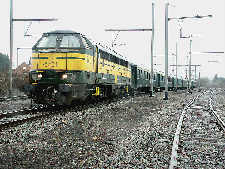 SNCB/NMBS 5401