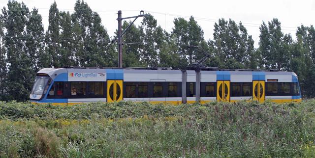 Lightrail Alphen-Gouda