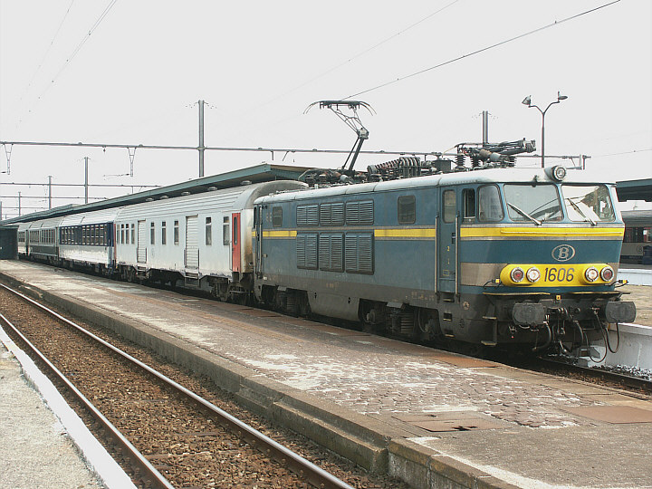 SNCB/NMBS 1606