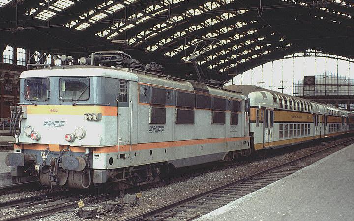 SNCF BB 16522