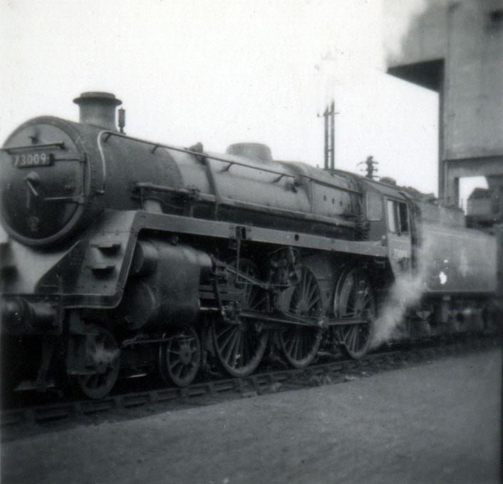 Steam Loc 73009