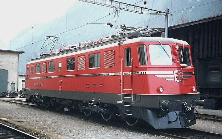 SBB/CFF 11422
