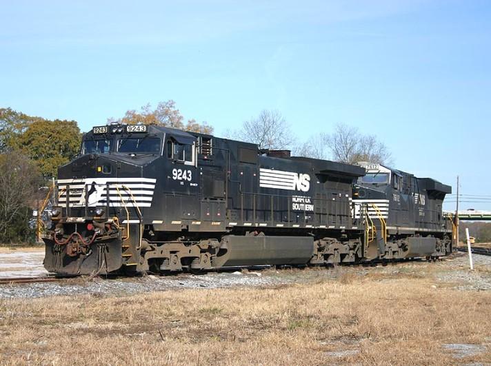 Norfolk Southern 9243