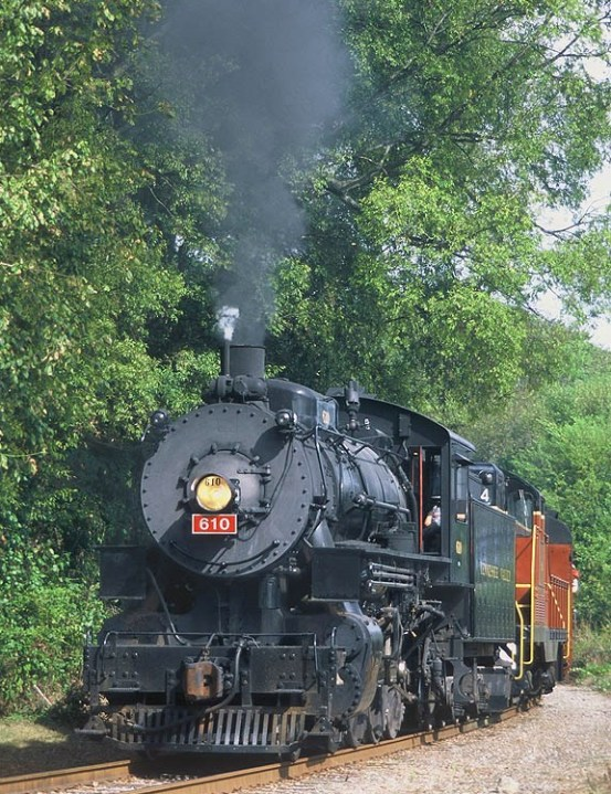 Tennessee Valley RR 610