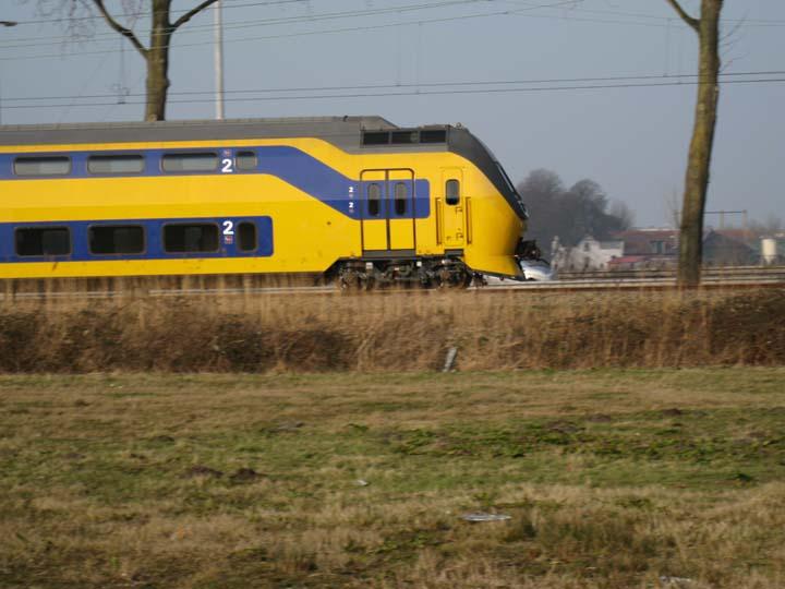 picture from a Dutch Railways Regiorunner