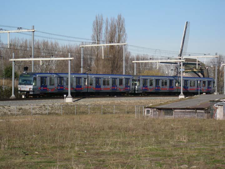 Randstadrail RET Rotterdam-The Hague