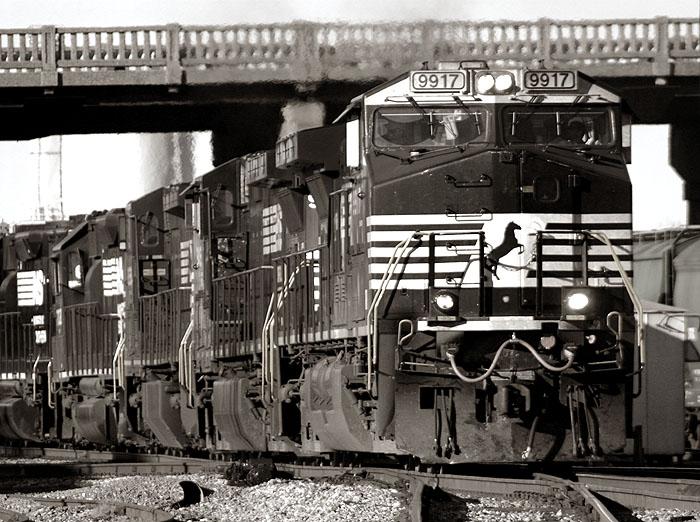 Norfolk Southern 9917