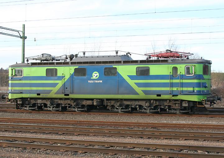 TGOJ MA Class electric freight locomotive MA965