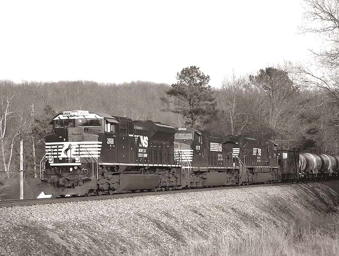 Norfolk Southern 2668