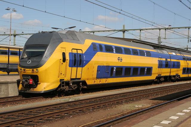 Regiorunner Double Deck train