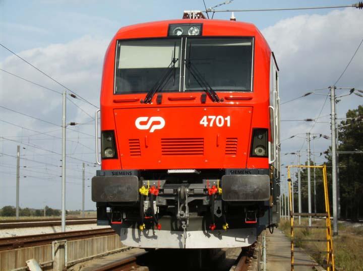 Siemens LE 4700 Portugese Railways