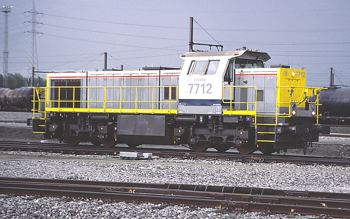 SNCB/NMBS 7712