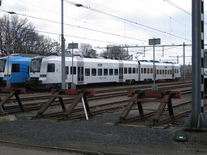 Protos Regional train Amersfoort The Netherlands