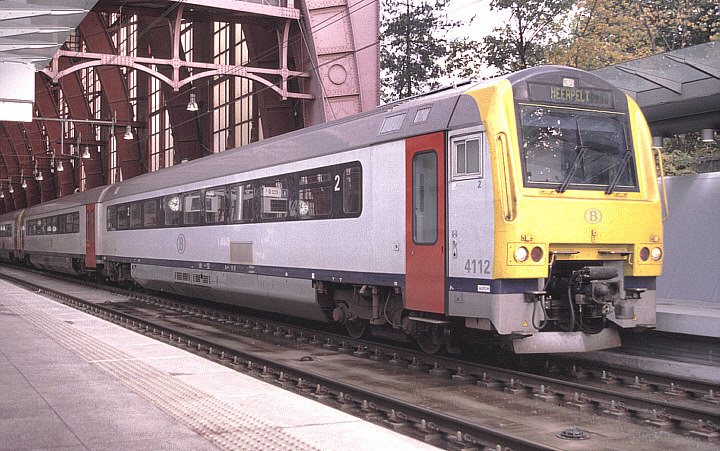 SNCB/NMBS 4112