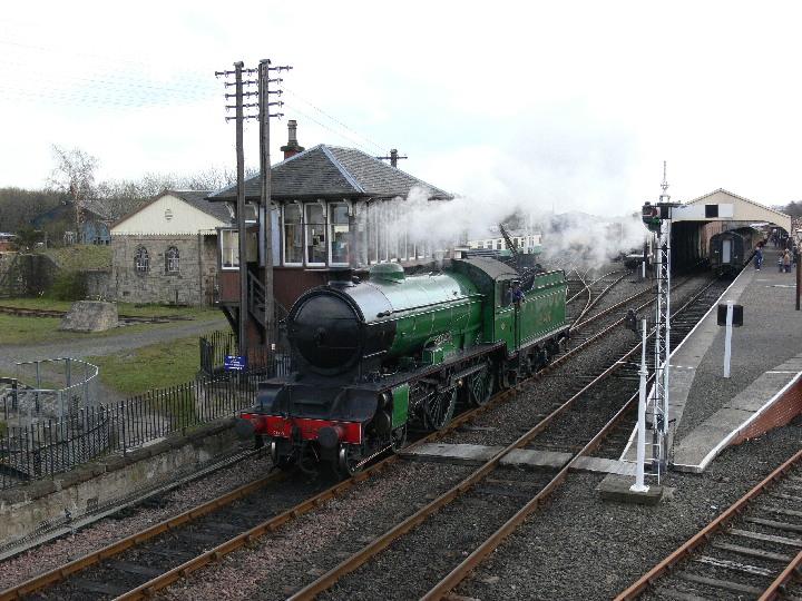 D49 246 Morayshire at Bo'ness