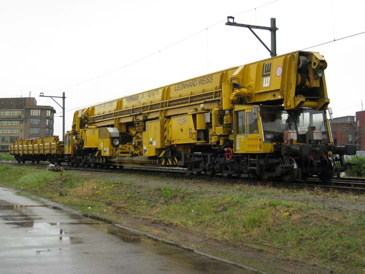Image of Gottwald GS 150.14 TR Maintenance Crane