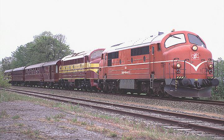 LJ M 34 + SSMN 1604