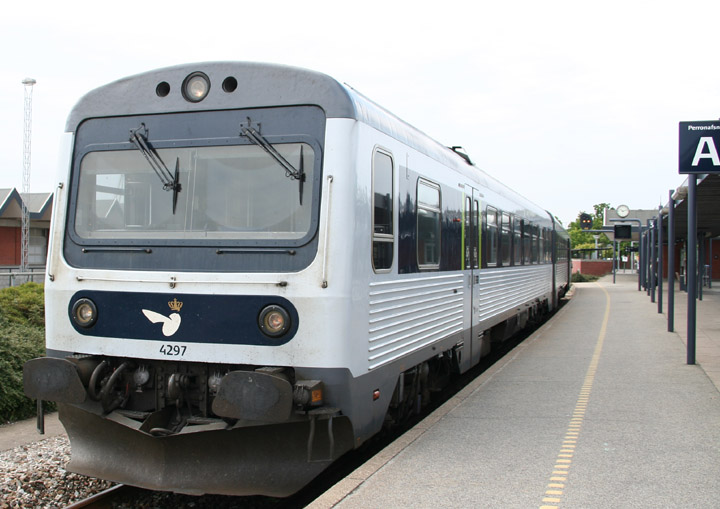DSB MR-MRD diesel multiple unit 4297