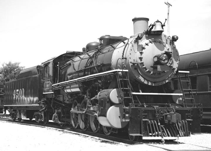 Southern Rwy. locomotive 4501