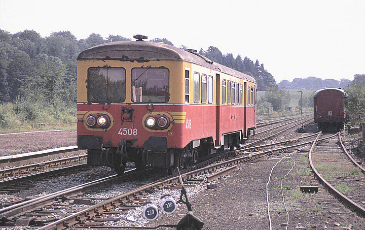 SNCB/NMBS 4508