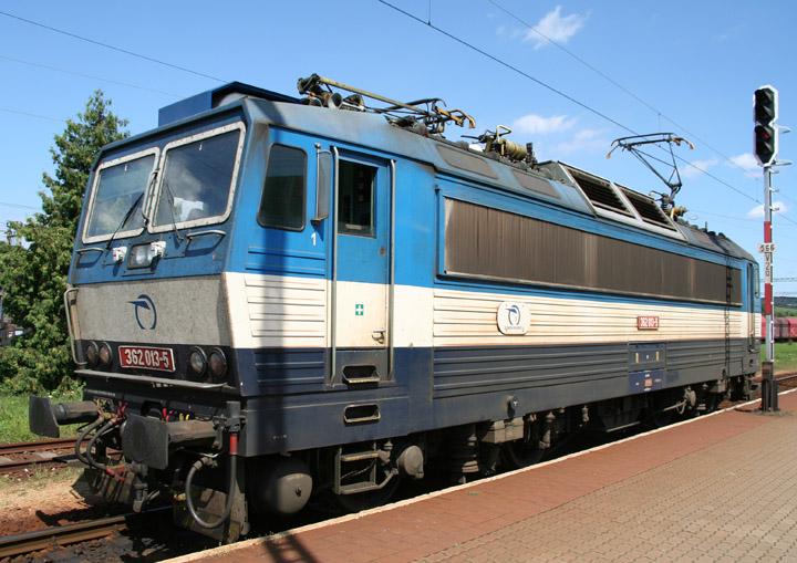 Škoda Slovakian Class 362 loco 362013-5
