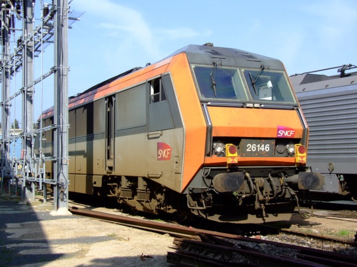 SNCF 26146 Locomotive