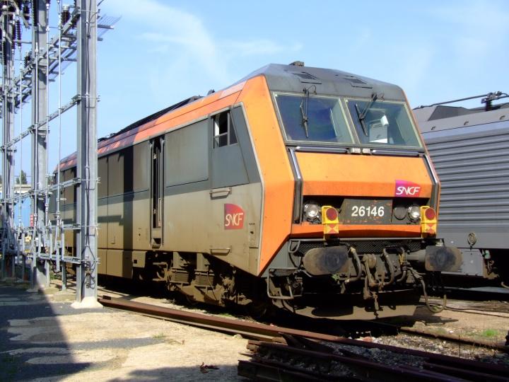SNCF 26146 Locomotive