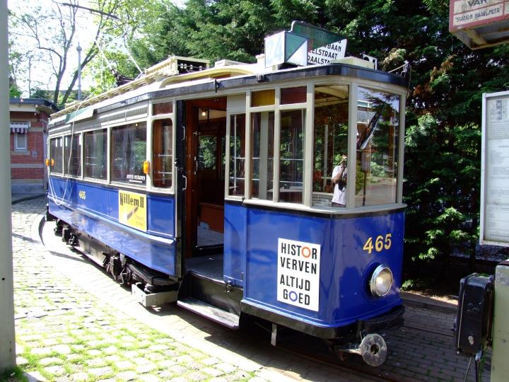 Gemeente Vervoer Bedrijf - Tram 465