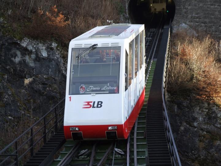 SLB Salzburger Lokalbahn 1