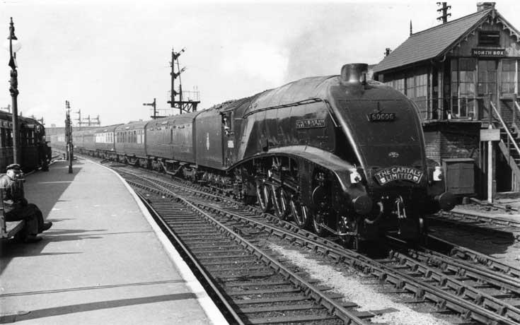 Class A4 Steam Locomotive Sir Ralph Wedgwood