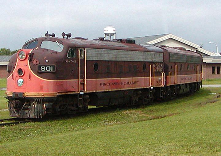 F7 train horn