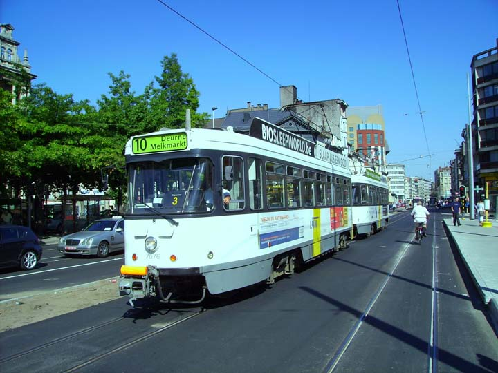 Antwerp PCC car 7076
