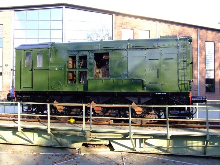 Dick Kerr Works diesel loc 512