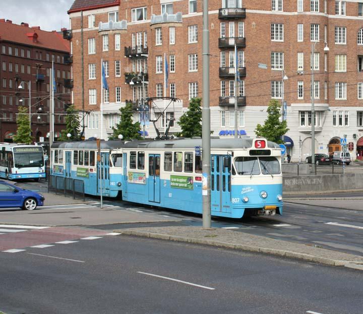 Gothenburg M29 tram
