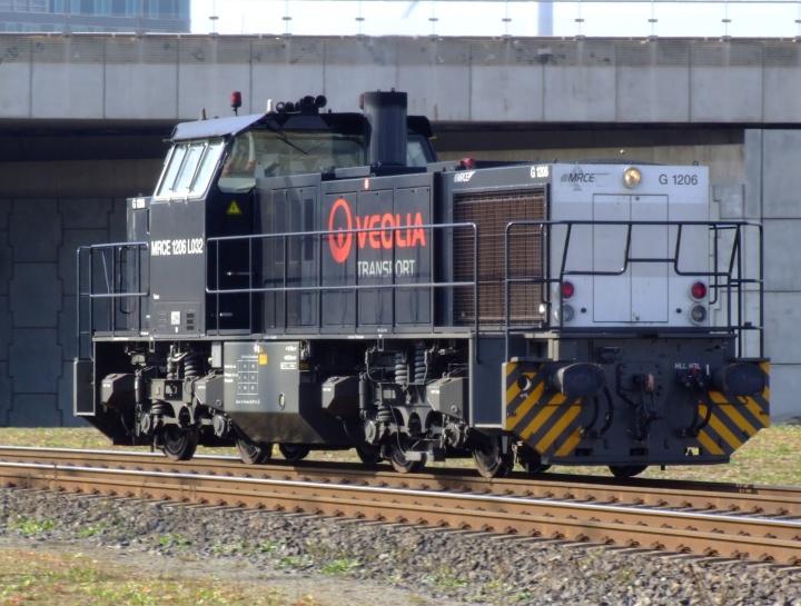 Veolia Transport MRCE G1206 L032