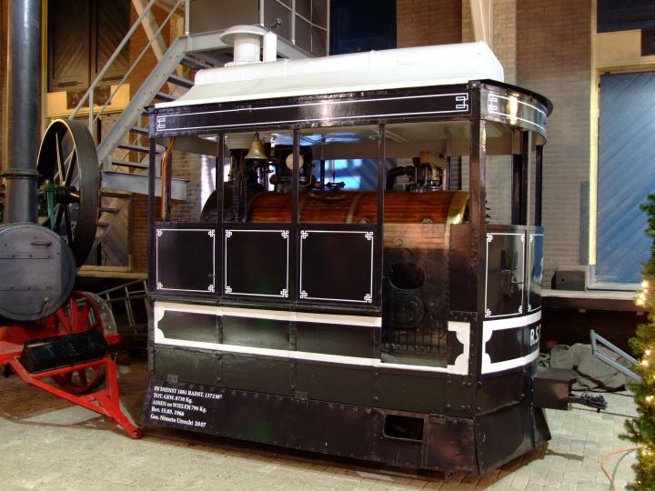 Steam Tram Locomotive RSTM 2